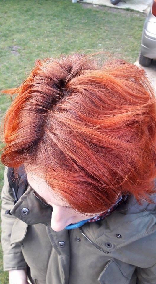 Henna Copper-Andreea