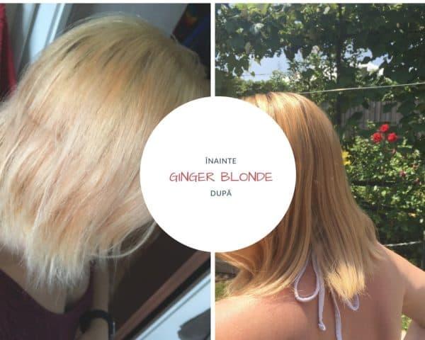 Ginger Blonde - Andreea P.