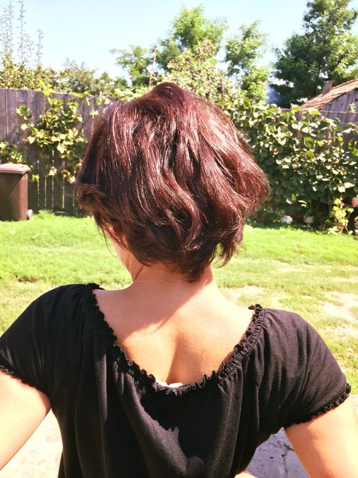 Copper Red- Roxana